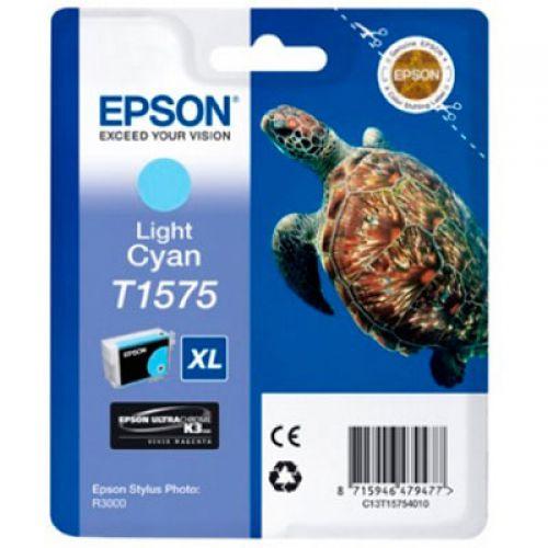 Epson C13T15754010 T1575 Light Cyan Ink 26ml