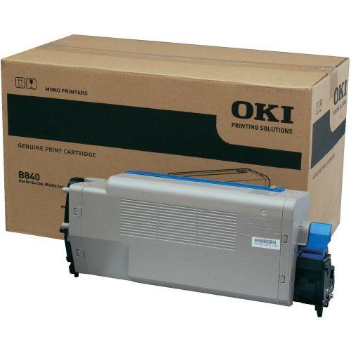 OKI 44661802 Black Toner 20K