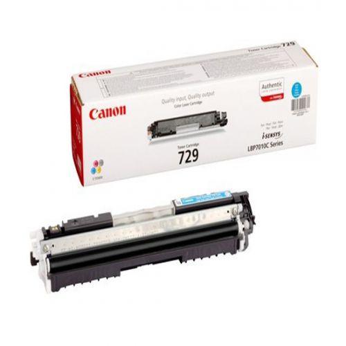 Canon 4369B002 729 Cyan Toner 1K