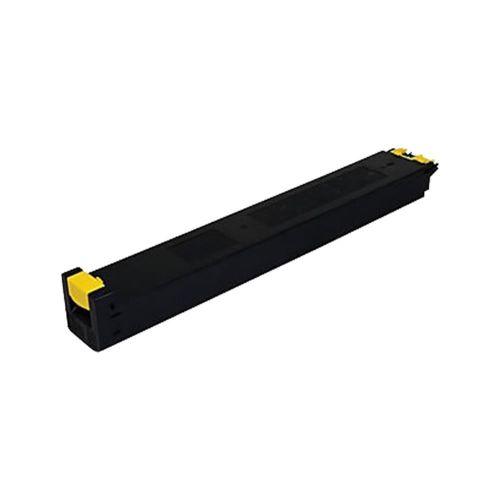 Sharp MX51GTYA Yellow Toner 18K