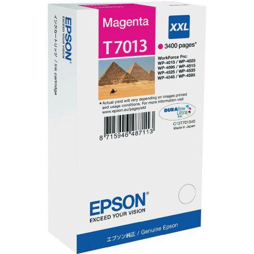 Epson C13T70134010 T7013 Magenta Ink 34ml