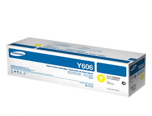 HP SS706A CLTY6062S Yellow Toner