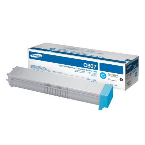 Samsung CLTC6072S Cyan Toner Cartridge - SS537A
