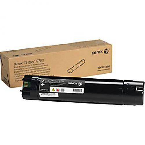 Xerox 106R01506 Black Toner 7.1K