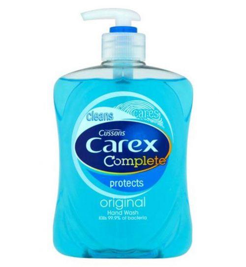 Carex Antibacterial Hand Wash Screw Cap [Pack 6] 500ml