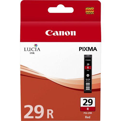 Canon 4878B001 PGI29 Red Ink 36ml