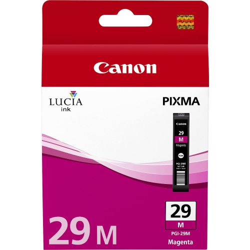 Canon 4874B001 PGI29 Magenta Ink 36ml
