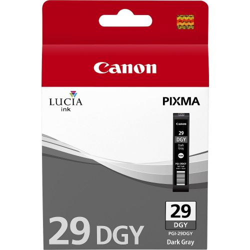 Canon 4870B001 PGI29 Dark Grey Ink 36ml