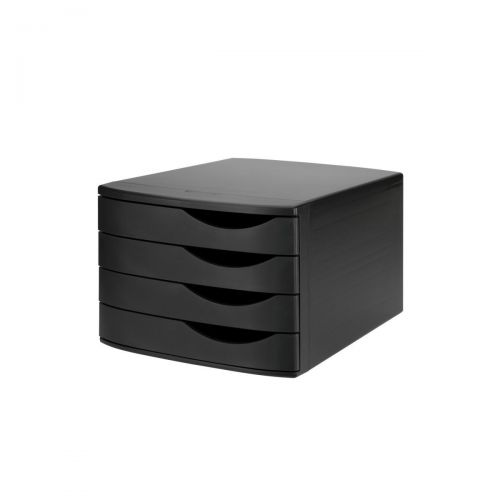 Jalema Resolution 4 Drawer Set Black