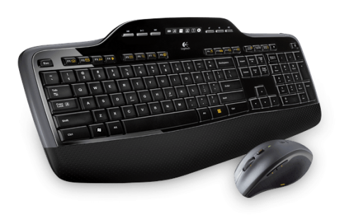 Logitech MK710 RF Wireless QWERTY UK