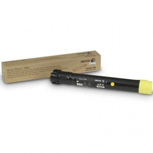 Xerox 106R01568 Yellow Toner 17.2K