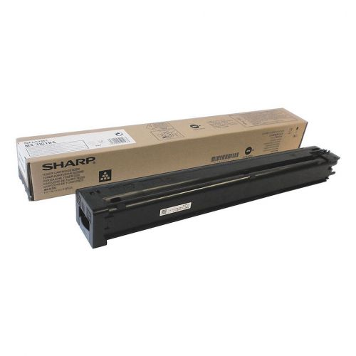 Sharp MX31GTBA Black Toner 18K
