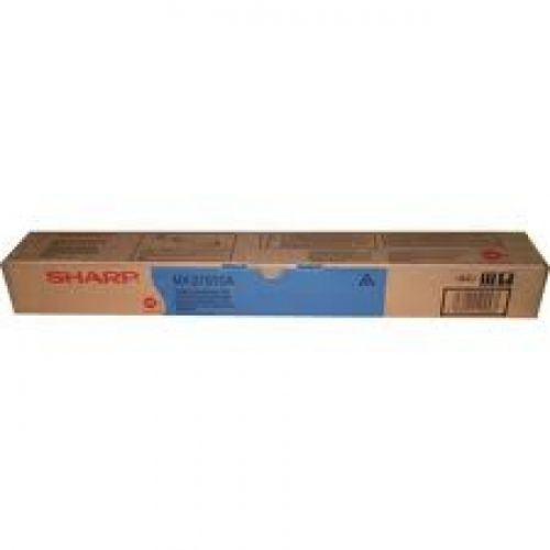 Sharp MX31GTCA Cyan Toner 15K