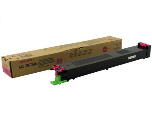 Sharp MX31GTMA Magenta Toner 15K