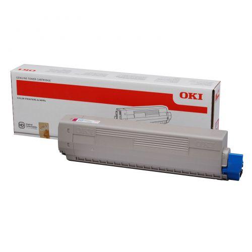 OKI 44844506 Magenta Toner 10K