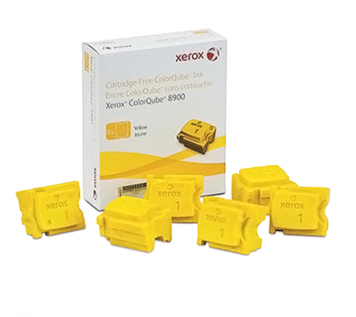 Xerox 108R00997 Yellow Solid Ink 4.2K Twin Pack