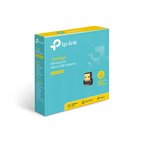 TP Link 150Mbps Wireless N Nano USB adapter Wireless Network Adapters 8TPTLWN725N