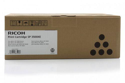 Ricoh 406990 3500XE Black Toner 6.4K