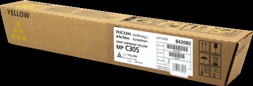 Ricoh 841597 C305E Yellow Toner 4K
