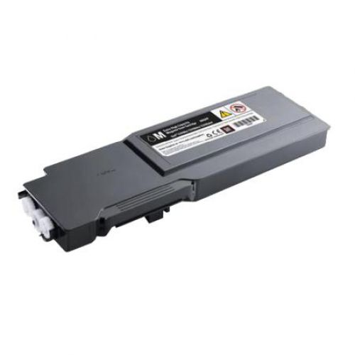 Dell 593-11121 Magenta High Capacity Toner Cartridge 9k pages for C37XX - 40W00
