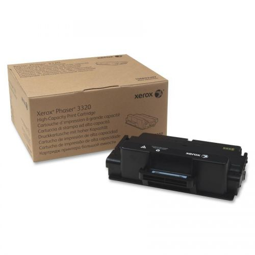 Xerox 3320 Black Toner Cartridge 11K Code 106R02307