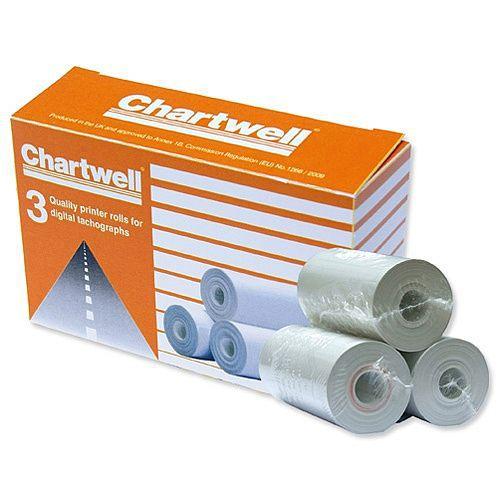 Chartwell Digital Tacho Rolls PK3