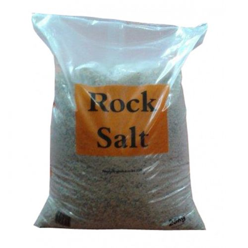 Value 25Kg Bag Brown Salt -