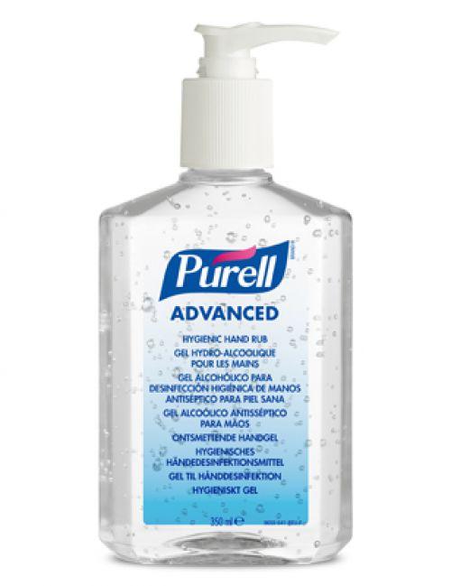 Purell Advanced Hygiene Hand Sanitizer Spray Pump (300ml)