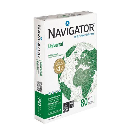 Navigator Universal Paper A3 80gsm White (Box 5 Reams)