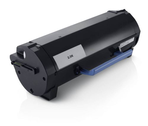 Dell 593-11165 Black Standard Capacity Toner Cartridge 2.5k pages for B2360ddn/B3460dn/B3465dnf - 7MC5J