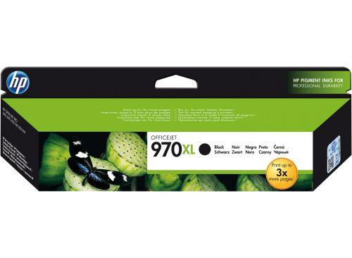 HP 970XL Inkjet Cartridge Page Life 9200pp Black Ref CN625AE