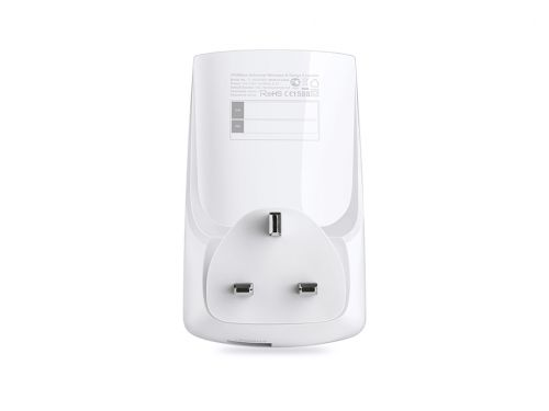 300mbps Wall Plug WLAN N Range Extender Routers 8TPTLWA850RE