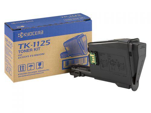 Kyocera 1T02M50NL0 TK1115 Black Toner 1.6K