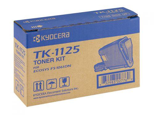 Kyocera TK-1115 Black Toner Cartridge Toner KE02774