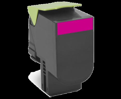 Lexmark 80C2SM0 802SM Magenta Toner 2K