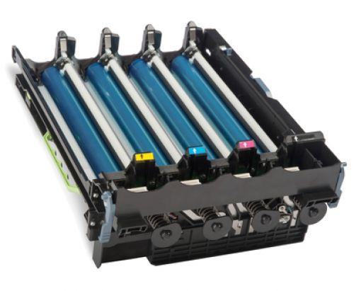 Lexmark 70C0Z50 700Z5 Black and Colour Drum Kit 40K