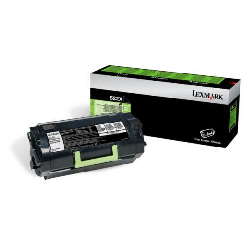 OEM Lexmark 52D2X0E Black 45000 Pages Original Toner