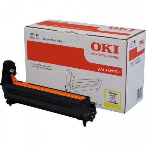 OKI 45395701 Yellow Drum 30K