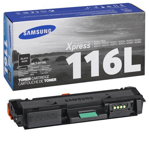 OEM Samsung MLT-D116L Black 3000 Pages Original Toner