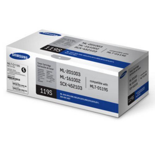 Samsung MLT D119S Black Toner 2K