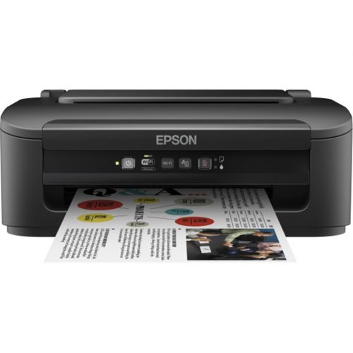 Epson WorkForce WF 2010W A4 Colour Inkjet Wireless Printer