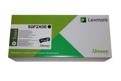 OEM Lexmark 50F2X0E Black 10000 Pages Original Toner