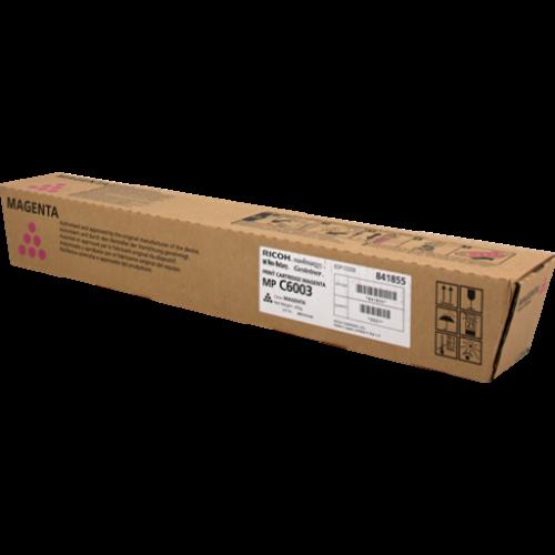Ricoh MPC5503 Magenta Toner 841855 (Yield: 22,500 Pages)