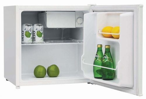 Micromark Counter/Table Top Fridge 47 Litre with Ice Box White