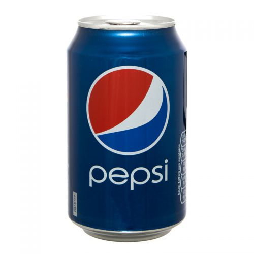 Pepsi 330ml Cans (Pack 24)