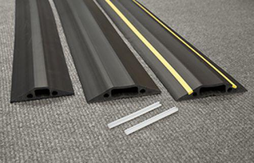 D-Line Medium Duty Cable Cover 1.8m Black