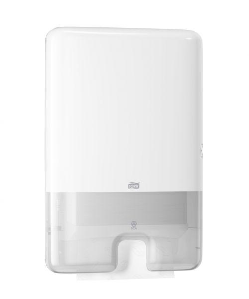 Tork 552000 Xpress H2 Multifold Hand Towel Dispenser White