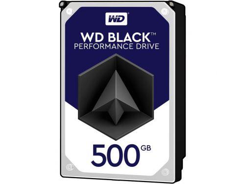 WD 500Gb Caviar Black 3.5 Inch Desktop Drive
