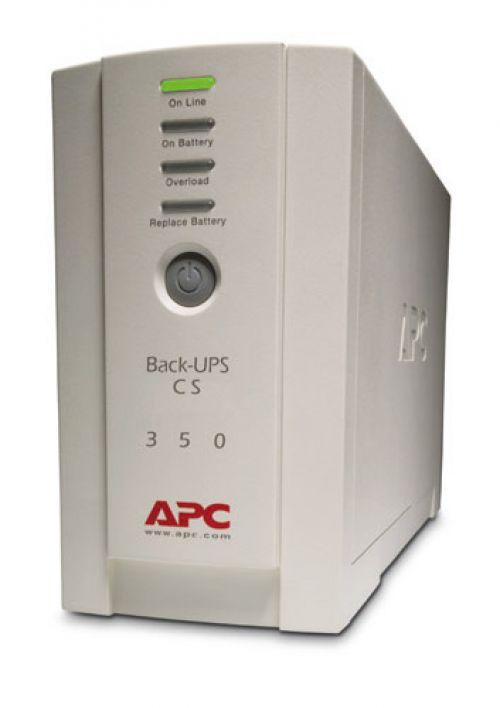APC BACK UPS CS 350VA