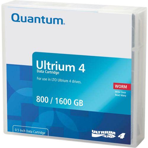 Quantum Ultrium LTO4 Worm Data Cartridge
